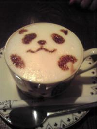 Pandacoffee
